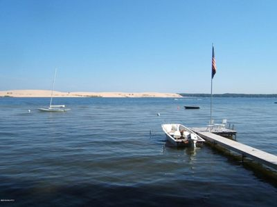 Photo for Lakefront Totally Remodeled Home ~ Perfect Beach For Kids ~ Private Dock!