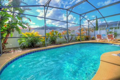 South Facing for Pool for Maximum Sun -  Deck & Pool Large and very Private