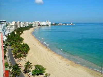 Photo for Enjoy Isla Verde in a spacious luxury condo with 3BR-2BTH plus City & Ocean View