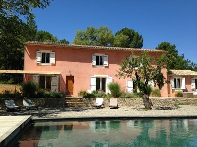 Photo for Villa In Roussillon-Gargas. Perfect For Those Looking For Rest And Relaxation