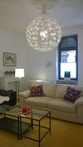 Photo for Central + Mezzanine: Comfortable fully renovated apartment for up to 5 people.
