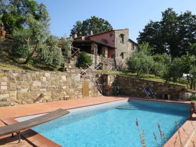 Photo for Vacation home Podere La Casina (PAT205) in Prata - 9 persons, 2 bedrooms