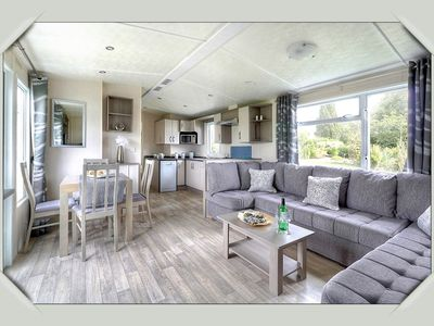 Photo for MOBIL HOME 4 / 6P ELEGANZIA CAMPING 4 STARS VAL DE LOIRE