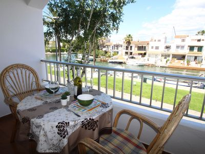 Photo for Apart-Rent- Studio with canal view (0156)