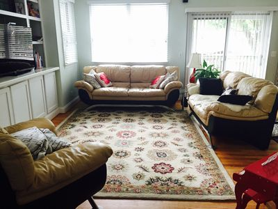Photo for A house minutes from Washington, DC, walkable to Metro in a great neighborhood