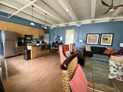 Photo for 5-Star Stay in Prime Location! Downtown Louisville close to it all!