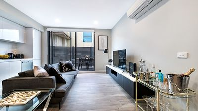 Photo for BRAND NEW! 2 Bed Premier Apartment in Caulfield North