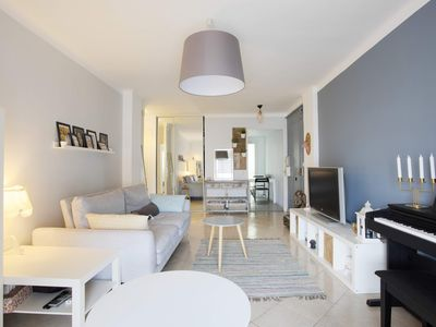 Photo for Cozy apartment with cozy atmosphere 10 minutes from the sea / by Weekome