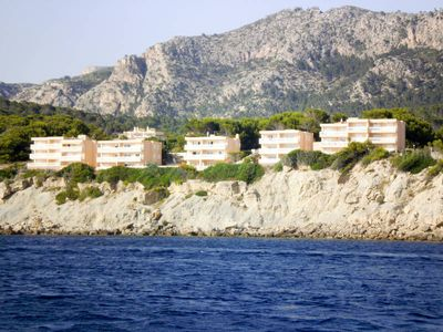 Photo for Apartment Amores  in San Telmo (Sant Elm), Majorca / Mallorca - 4 persons, 2 bedrooms