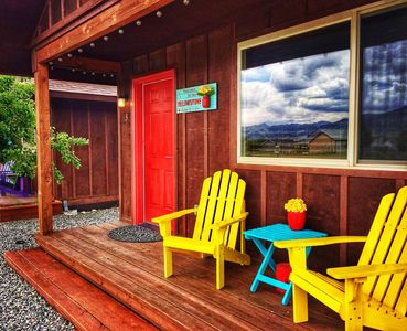 Photo for Tiny Cabins- Near Yellowstone