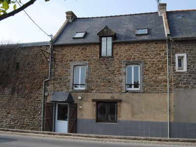 Photo for Saint-Malo, charming house between and sea, max 12 sleeps