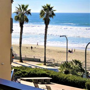 Photo for Perfect San Diego Oceanfront Getaway at the Beach!