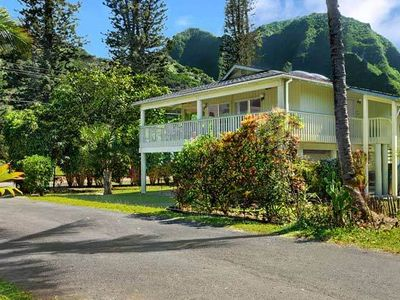 Photo for Hale Moana Kai: 2 BR / 2 BA house in Haena, Sleeps 4