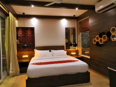 Photo for Super Delux Luxury Suite Rooms (5 Mins From Candolim Beach)