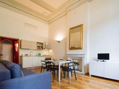 Photo for 2BR Apartment Vacation Rental in Firenze, SI