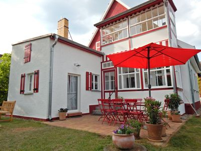 Photo for Simply beautiful holidays - vacation in the historic country house in Himmelpfort
