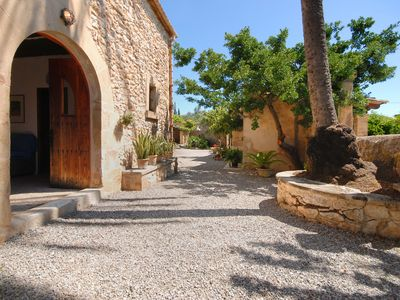 Photo for Stunning Stone House in Majorcan Style - La Font Gran