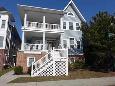 Photo for ONE OF A KIND, SPACIOUS 6+ large bedrooms/5 baths, 3 Floors, ELEVATOR, sleeps 26