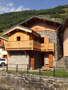 Photo for Charming cottage - The 3 valleys