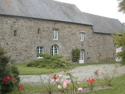 Photo for Beauvoir mansion 8 km from the Mont Saint Michel.