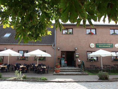 Photo for Double room 5 - Pension & Gasthof Storchennest (Schurat)