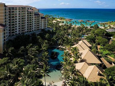 Photo for Gorgeous Hawaii Villa: Deluxe Marriott Timeshare