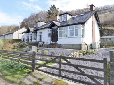 Photo for Character Property, Stunning Location with Loch and Mountain Views