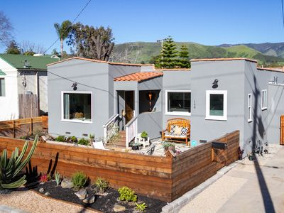 Photo for Lovely Modern Adobe Style Pet Friendly Home w/Fenced Yards near Downtown SLO