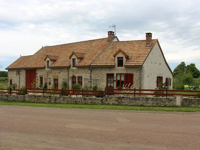 Photo for IN THE HEART OF BOURGOGNE, GUEST ROOM 2 TO 5 PEOPLE, NEAR DIJON AND BEAUNE.