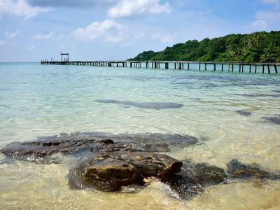 Photo for Incredible Bungalow Koh Kood Island Private Beach Trat