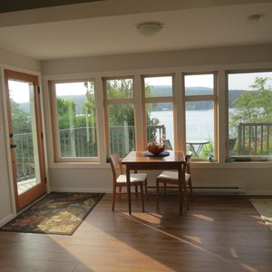 Photo for Harbourside Haven - One Bedroom Oceanview Suite with hot tub!