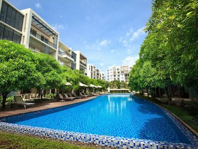 Photo for Baan Nub Kluen Condo - Hua Hin