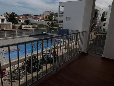Photo for APARTMENT IN EMPURIABRAVA RESIDENTIAL AREA