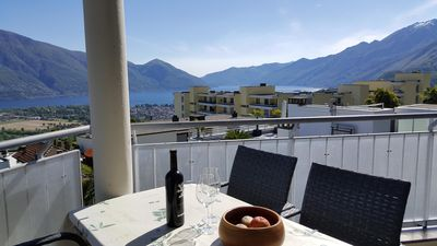 Photo for 1BR Apartment Vacation Rental in Locarno-Monti