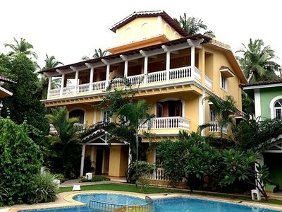 Photo for 4BR Apartment Vacation Rental in Saligao, Goa