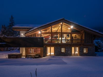 Photo for Rare & luxury chalet of 400 m2 in Chamonix