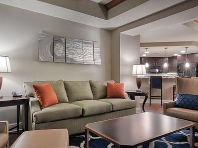 Photo for Wyndham National Harbor ~ 2 Bedroom Presidential