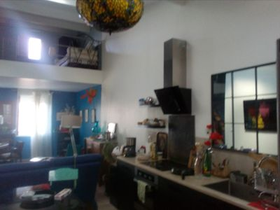 Photo for Apartment 87 m2, crossing, bright, agreeable