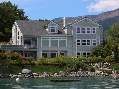 Photo for Waterfront 5BD Retreat
