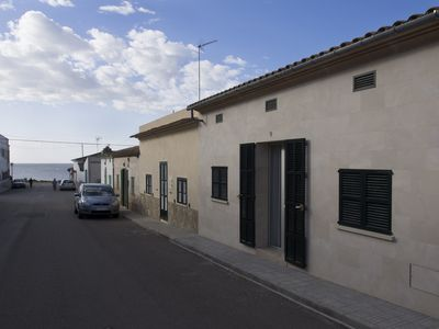 Photo for MALLORQUINA HOUSE FOR 4 PEOPLE NEAR THE BEACH IS TRENC