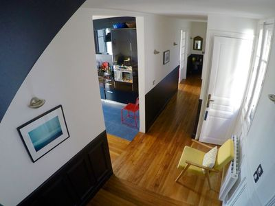 Photo for Beautiful Duplex: 3 Bedrooms near Montmartre / ideal for a family