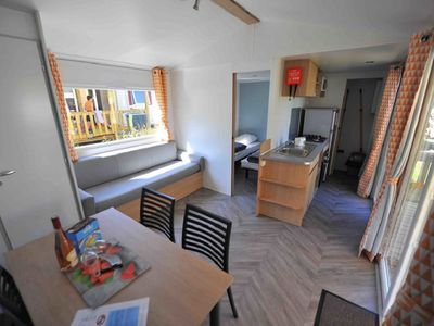 Photo for MOBIL HOME TRIGANO 2 BEDROOMS