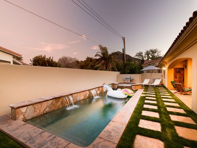 Photo for Amarilla by AvantStay | Peaceful Paradise w/ Pool, Spa & Theatre Room