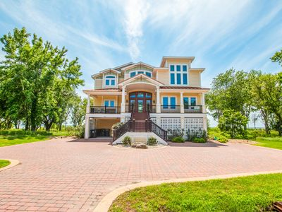 Photo for Signature Series - Loaded 8 Bedroom Soundfront Home