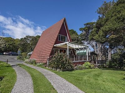Photo for The Point House Wairoro Park - Russell Holiday Home