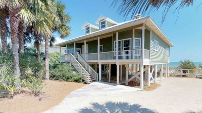 "Photo for Ready To Rent Now! New to VRBO! Beachfront Plantation escape! ""La Coquille"""