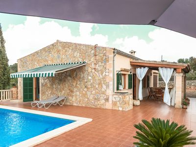 Photo for COQUETA COUNTRY HOUSE STYLE WITH MODERN AND VERY GOOD VIEWS AND POOL