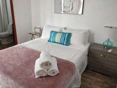 Photo for Las Marias V Chic 1BR Mins from the Beach
