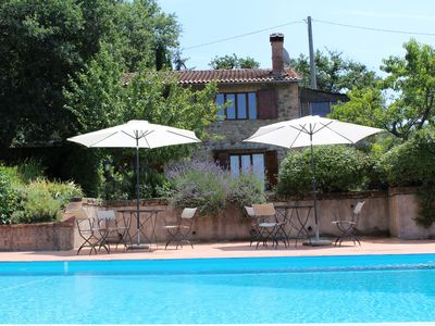 Photo for ANDREA's VILLA,  A Man from Chianti, Chef and Host, exclusive Pool, welcome Dinner, Concierge freeWiFi, Wine & Oil,