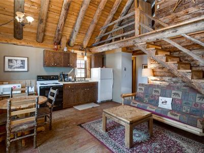 Photo for Awesome Summer Rates - Rustic And Private Cabin!